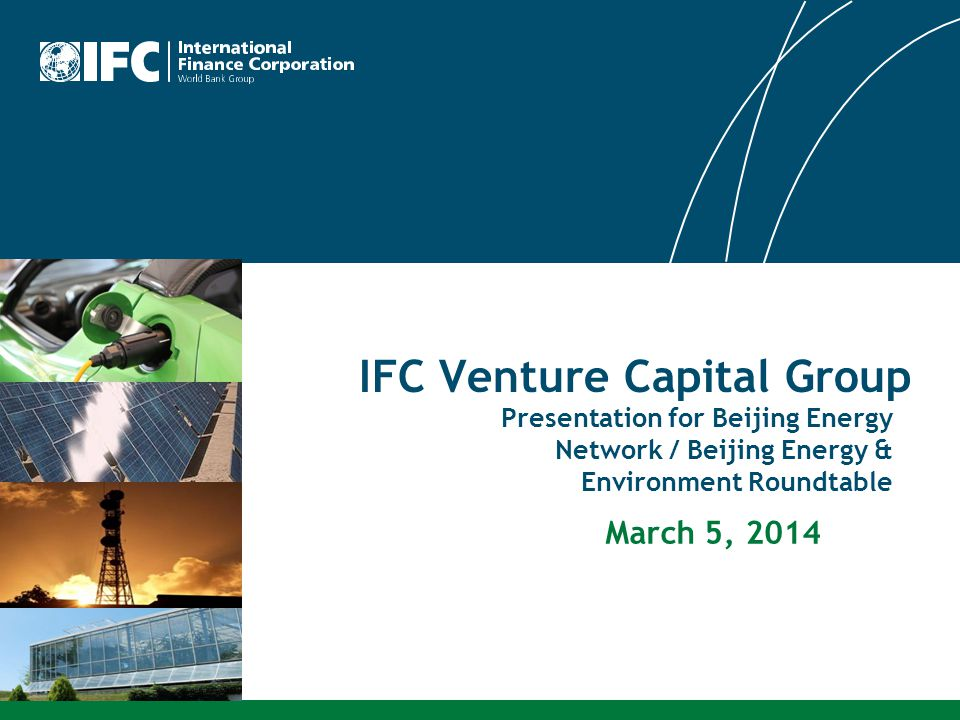 IFC Venture Capital Group