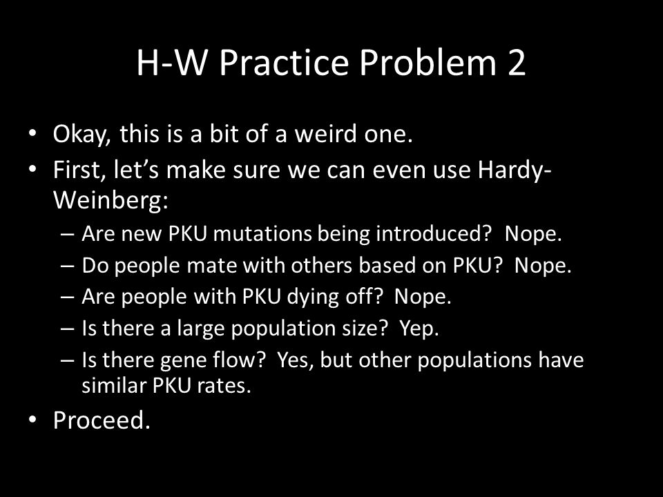 H-W Practice Problem 2 Okay, this is a bit of a weird one.