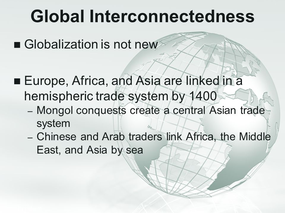 Global Interconnectedness