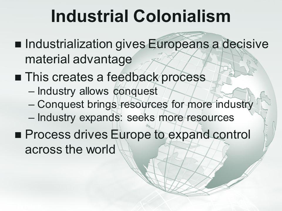 Industrial Colonialism