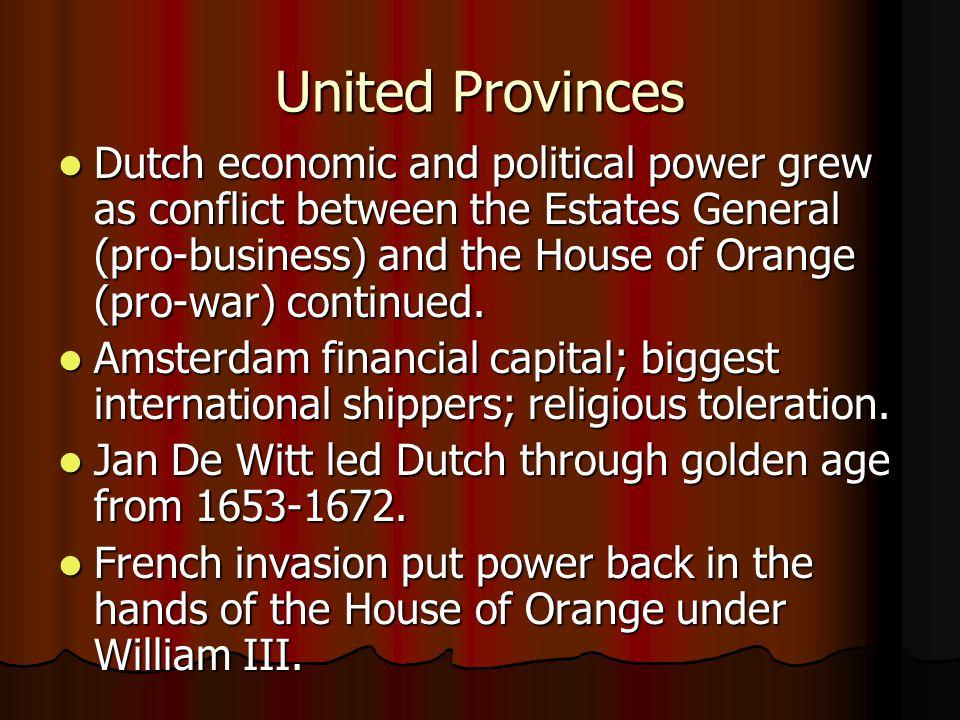 United Provinces