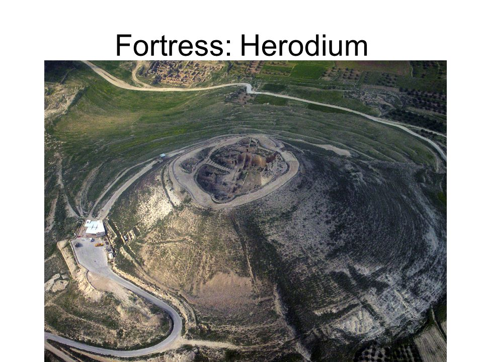 Fortress: Herodium