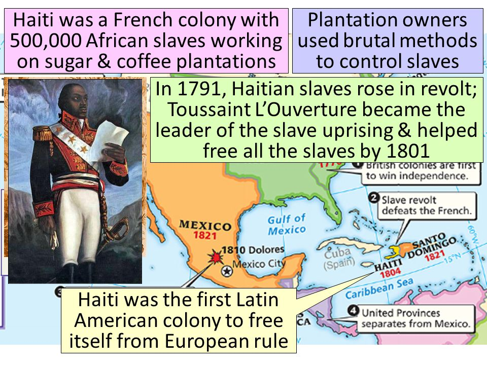 Plantation owners used brutal methods to control slaves