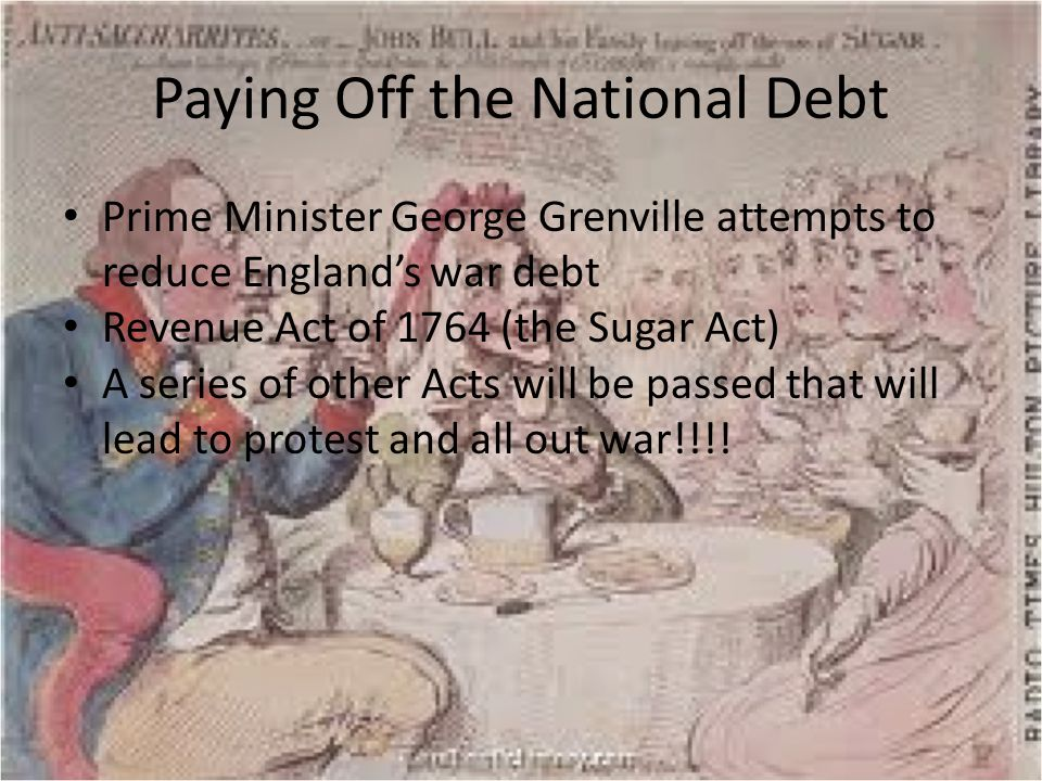 Paying Off the National Debt