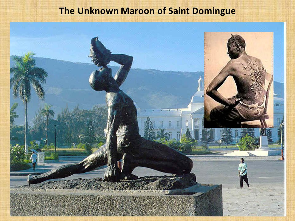 The Unknown Maroon of Saint Domingue