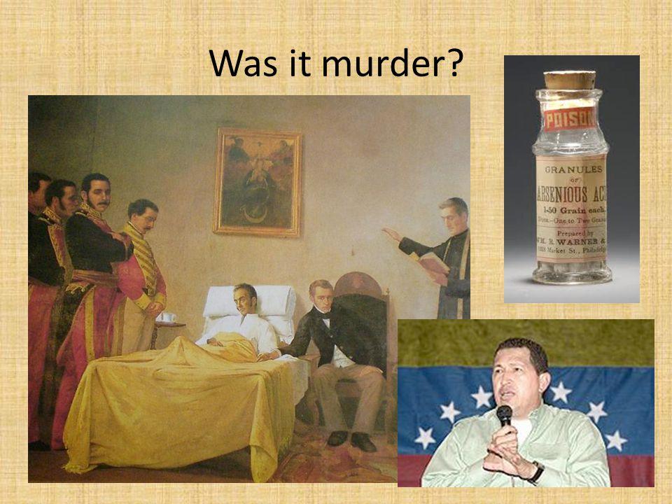 Was it murder