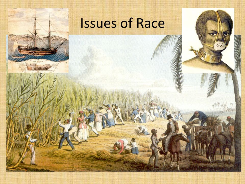 Issues of Race