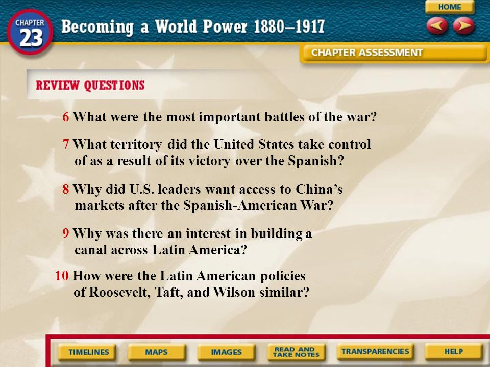 6 What were the most important battles of the war