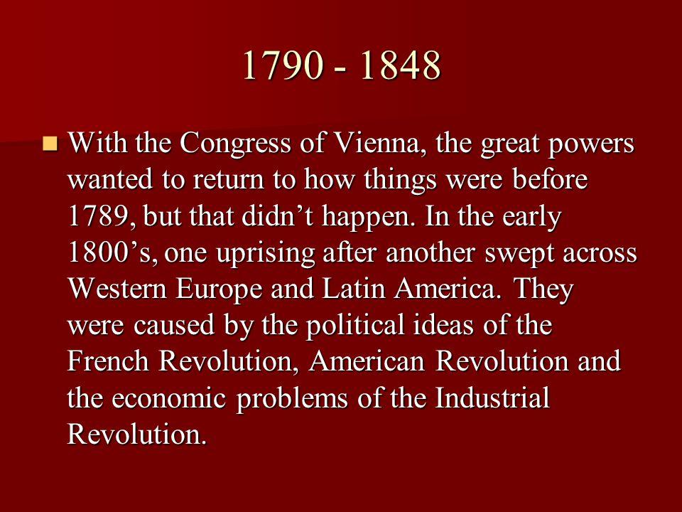 1790 - 1848