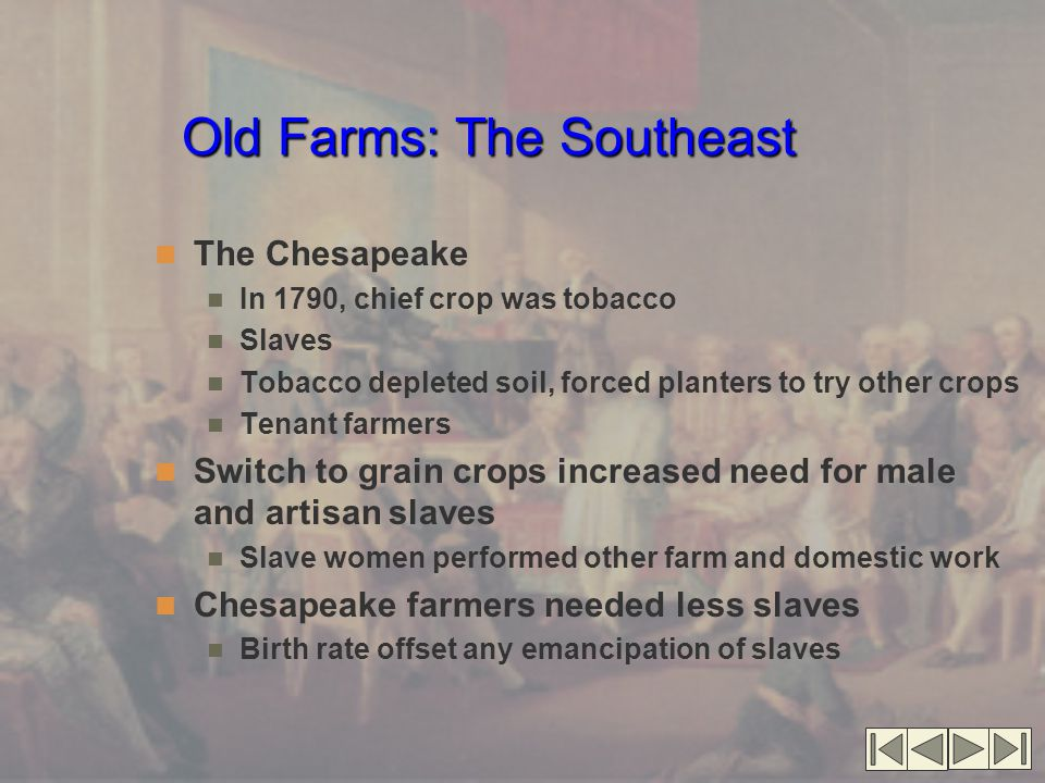Old Farms: The Southeast