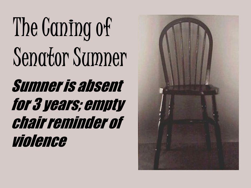 The Caning of Senator Sumner