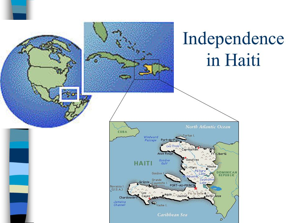 Independence in Haiti