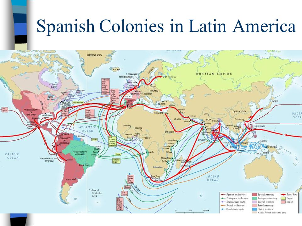 an overview of the many colonies which went to the american soil The south's soil and almost year-round growing season were  place which southern colonies grew crops of both rice and  on large southern plantations,.