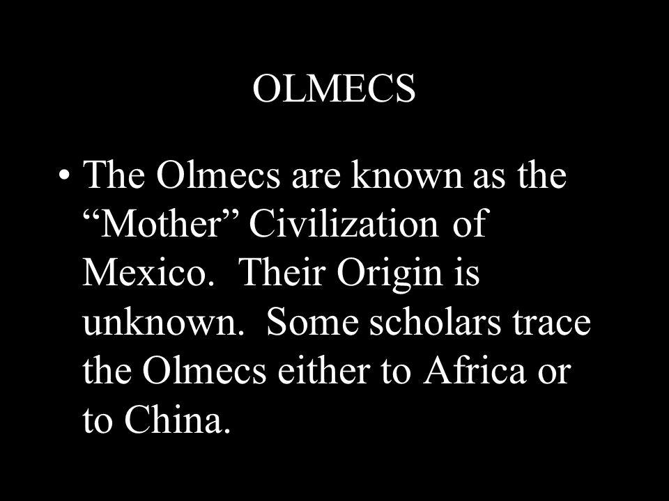 OLMECS