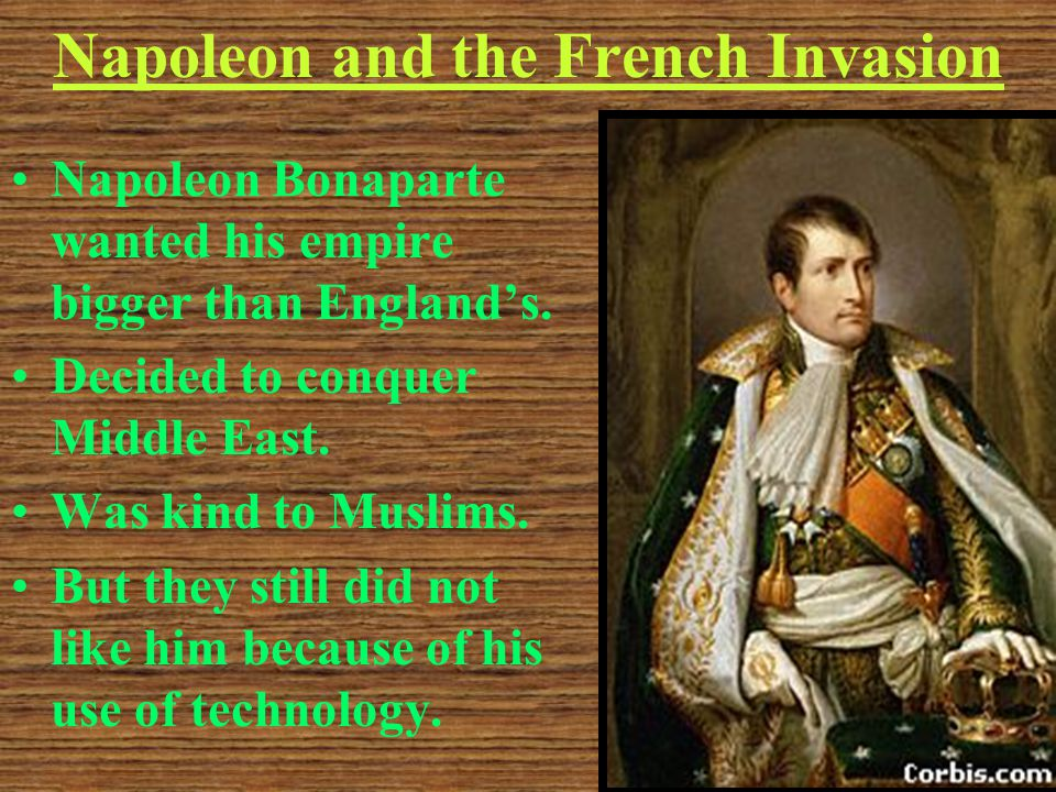 Napoleon and the French Invasion