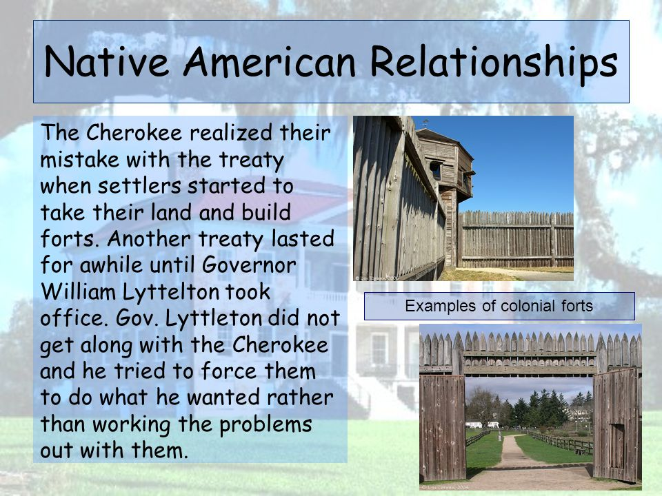 Native American Relationships