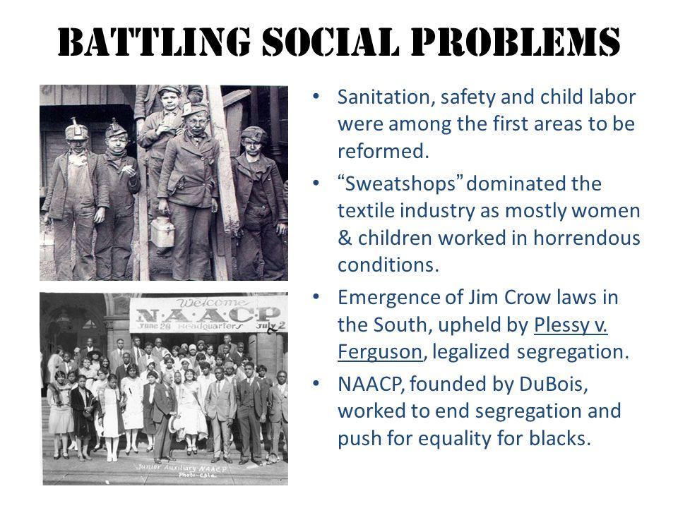 Battling Social Problems