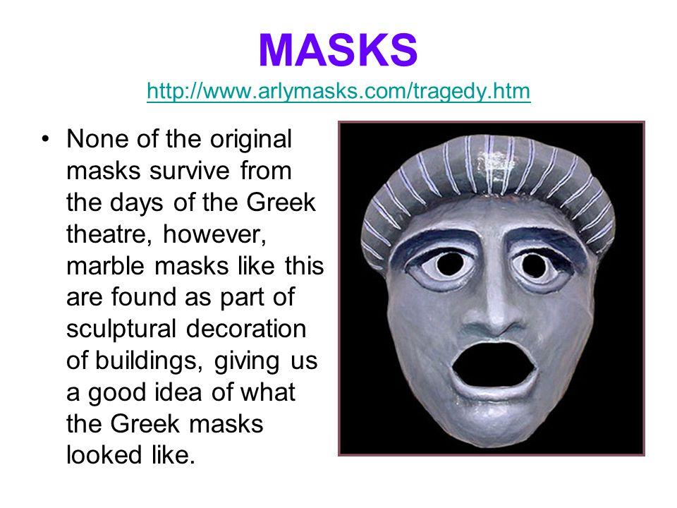 MASKS http://www.arlymasks.com/tragedy.htm