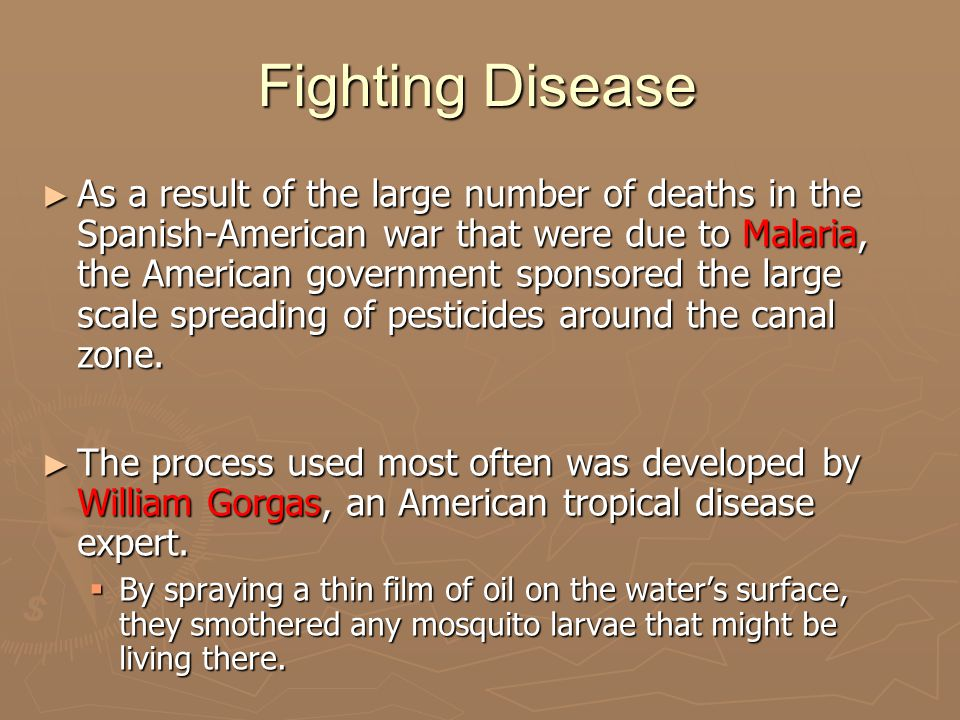 Fighting Disease