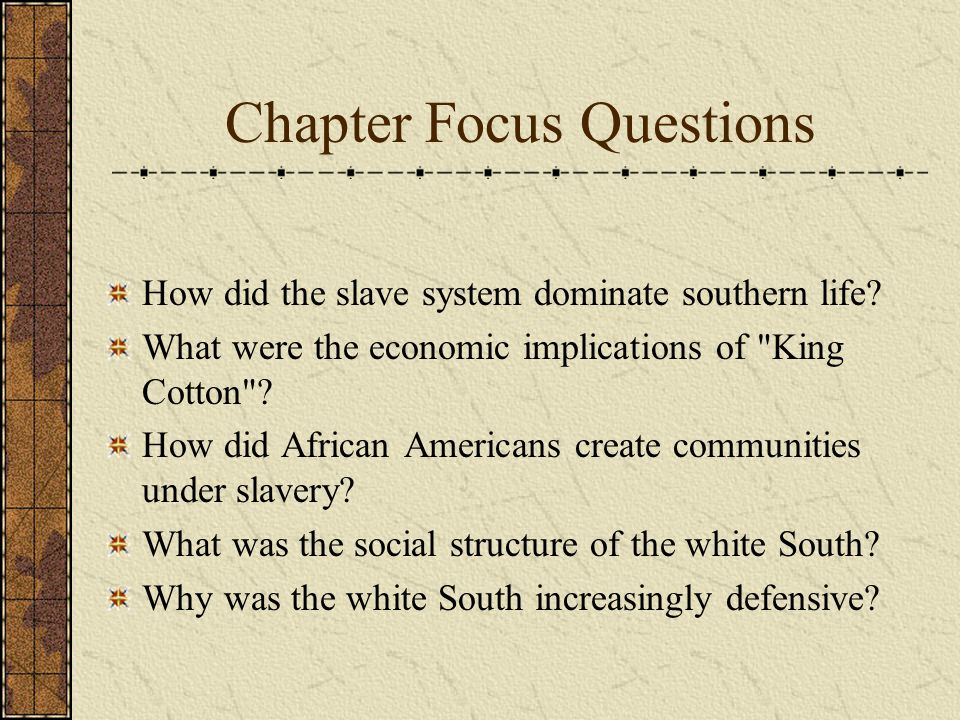 the distinctions of the in the social system of american south Ncbi bookshelf a service of the national library of medicine, national institutes of health  25 percent of central and south american families, 36 percent of .