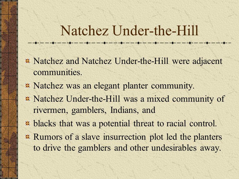 Natchez Under-the-Hill