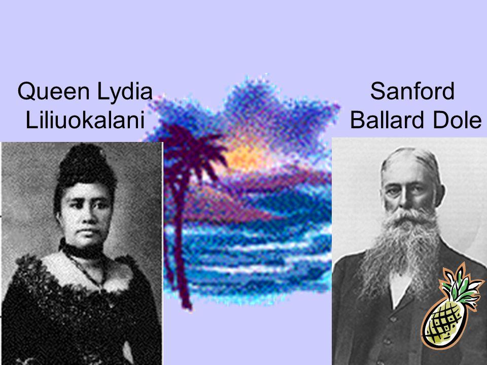 Queen Lydia Liliuokalani