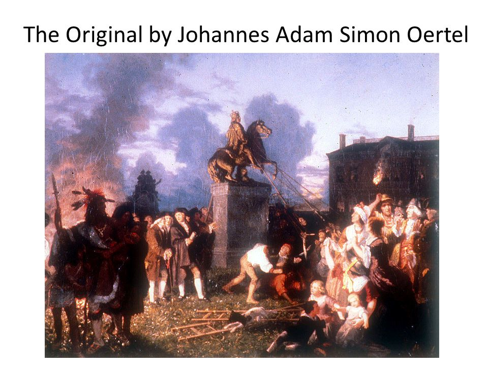 The Original by Johannes Adam Simon Oertel