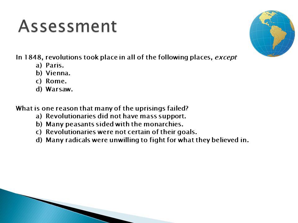 2 Assessment.