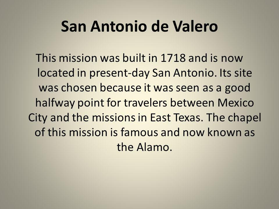 San Antonio de Valero