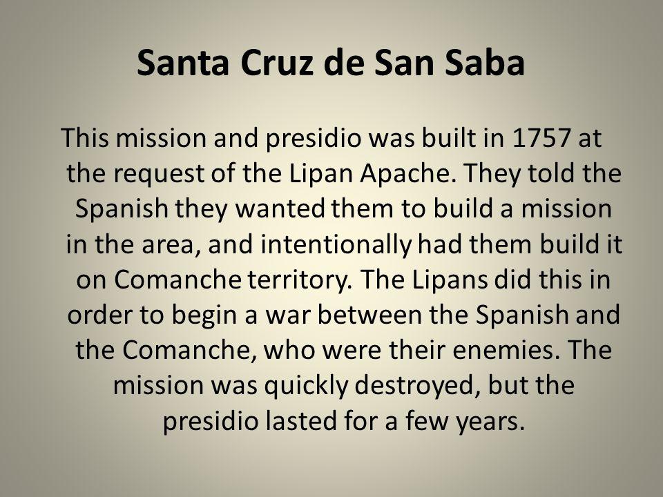 Santa Cruz de San Saba