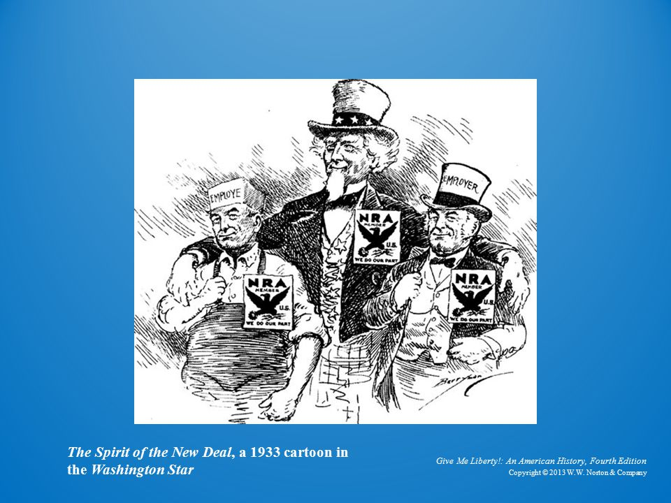 The Spirit of the New Deal