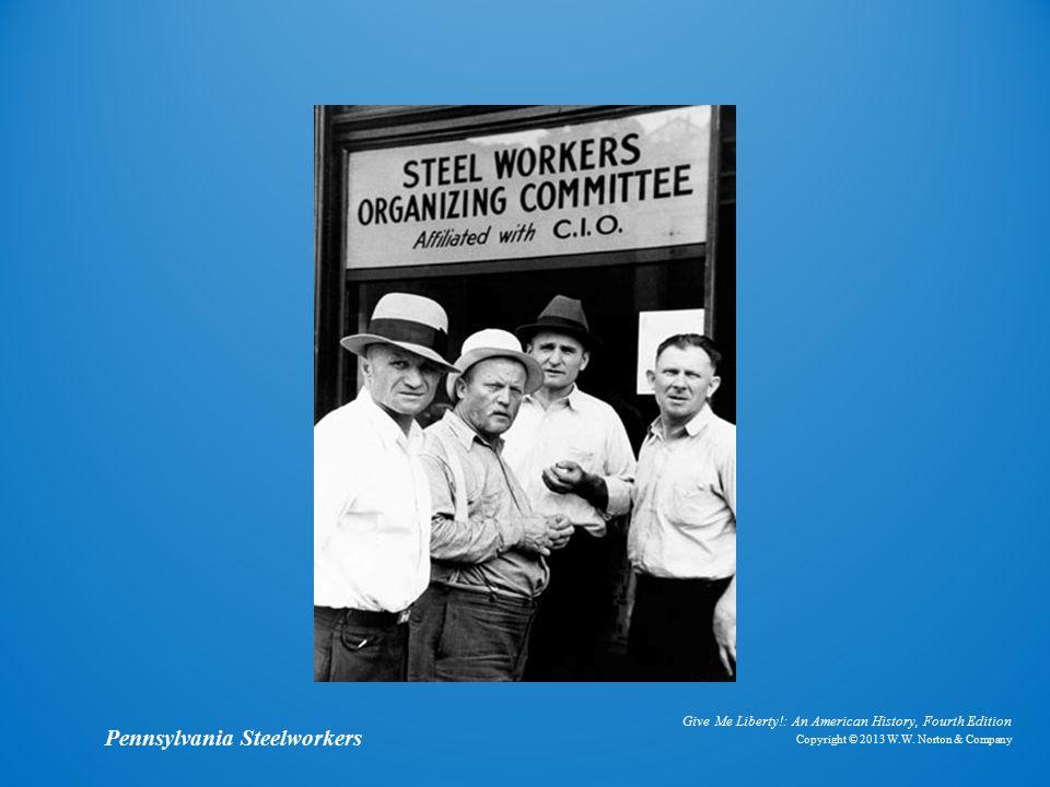 Steelworkers Pennsylvania Steelworkers
