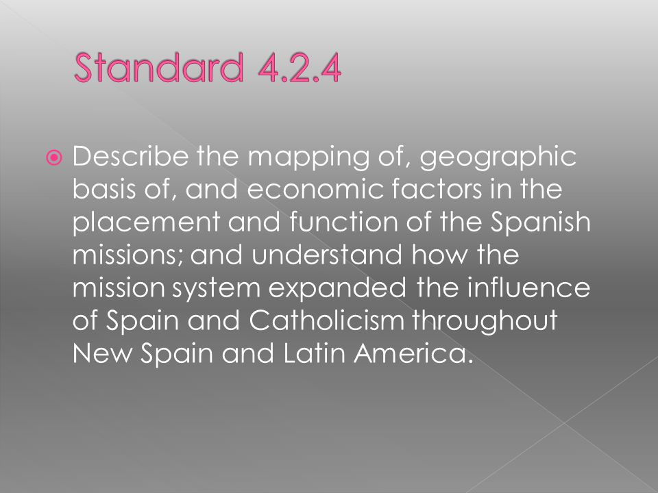 Standard 4.2.4