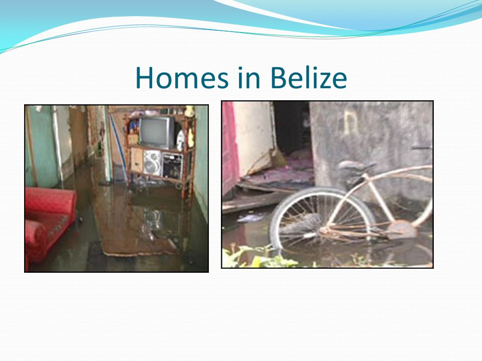 Homes in Belize