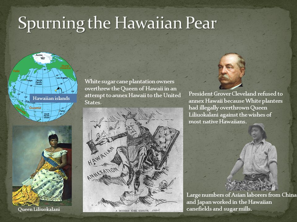 Spurning the Hawaiian Pear