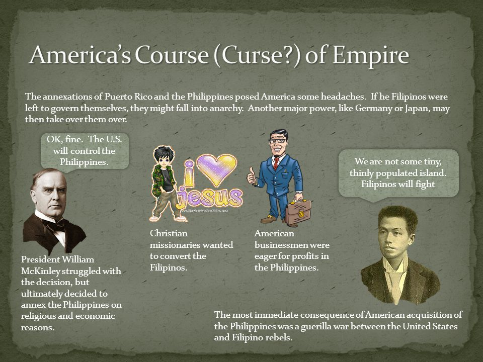 America's Course (Curse ) of Empire