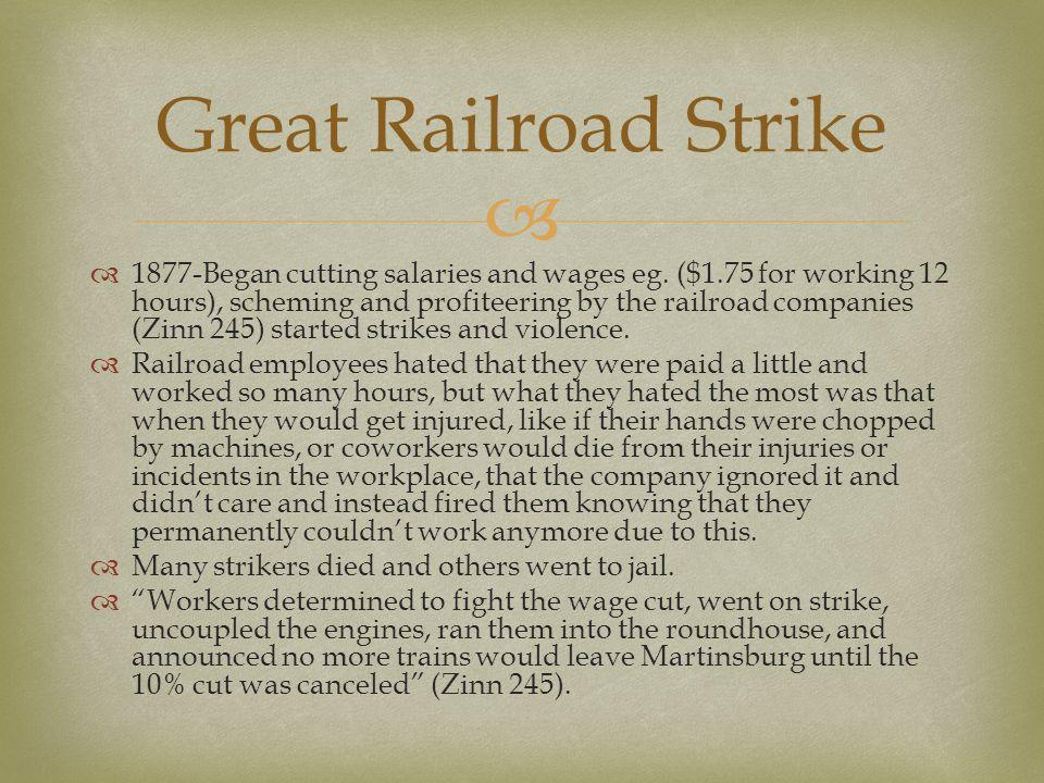 Great Railroad Strike