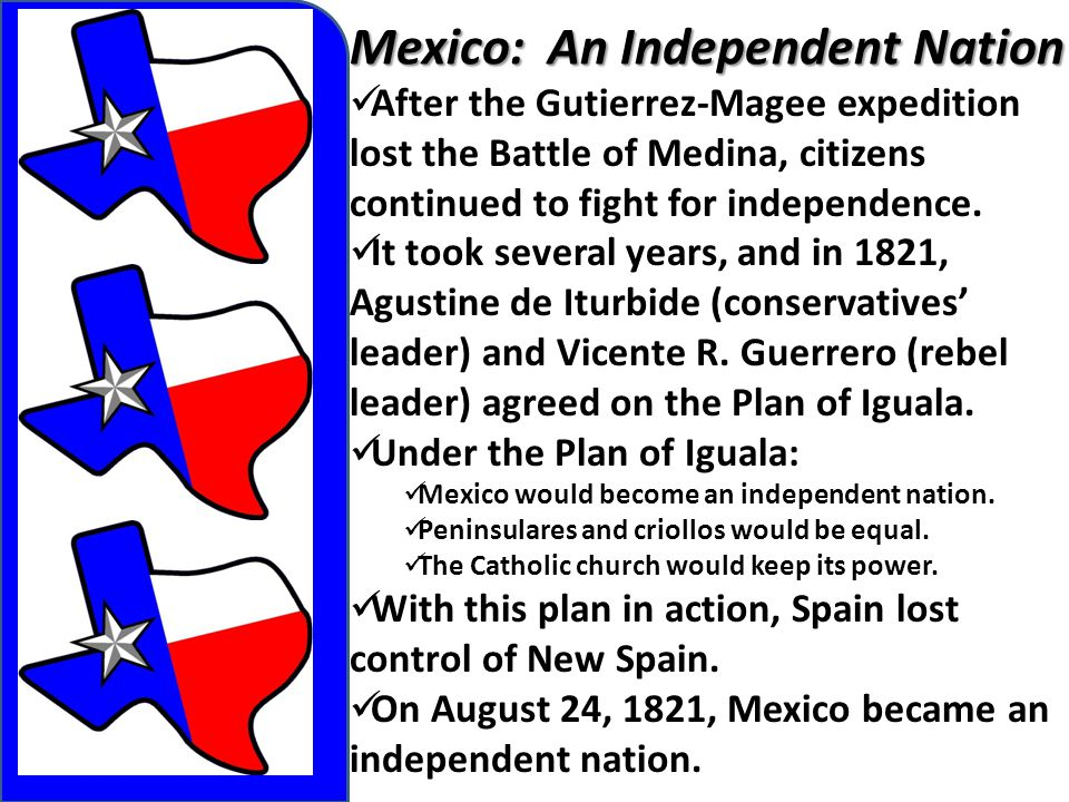 Mexico: An Independent Nation