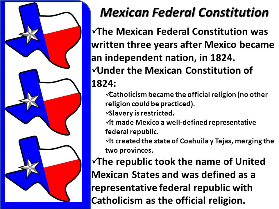 Mexican Federal Constitution