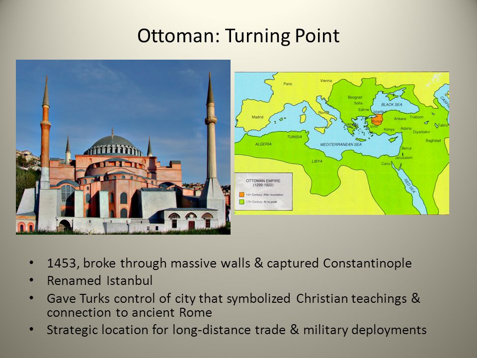 Ottoman: Turning Point