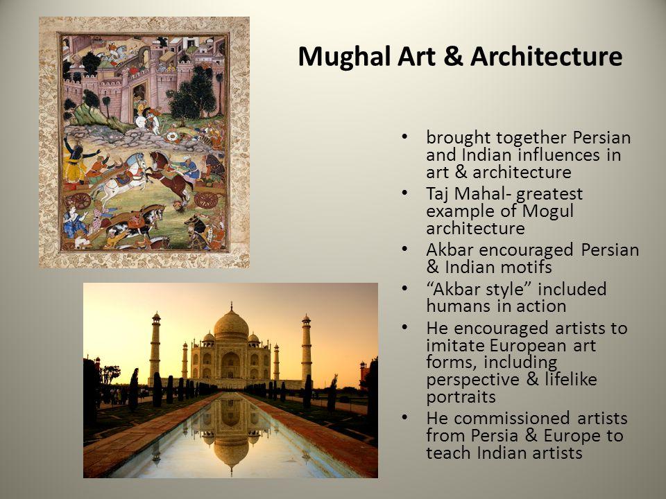 Mughal Art & Architecture