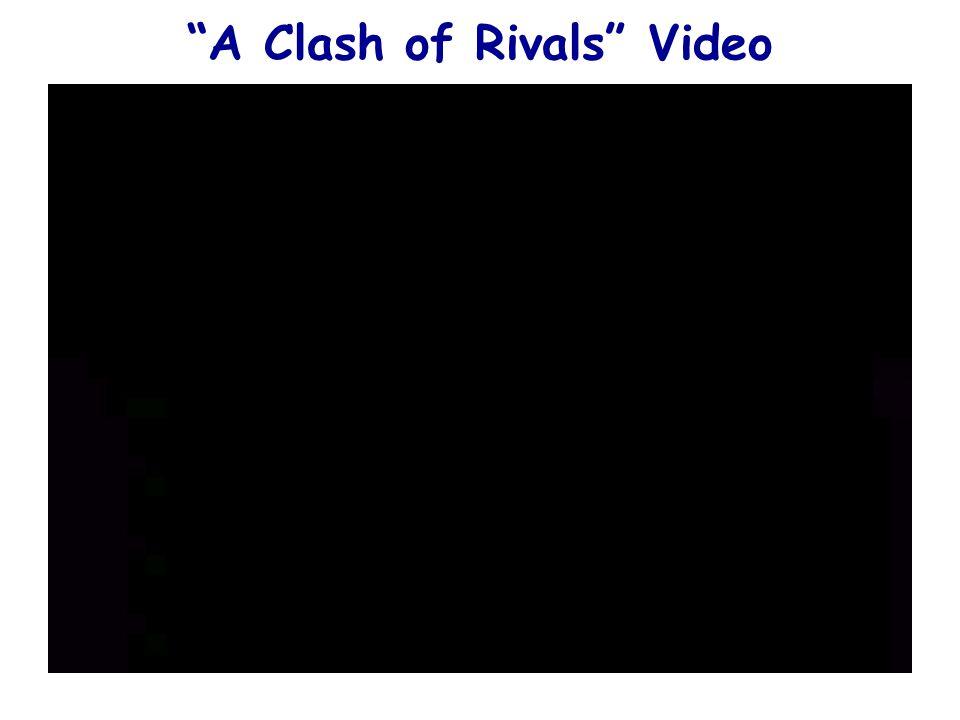 A Clash of Rivals Video