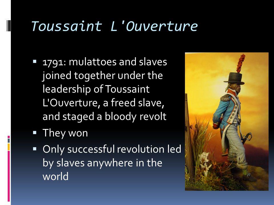 Toussaint L Ouverture