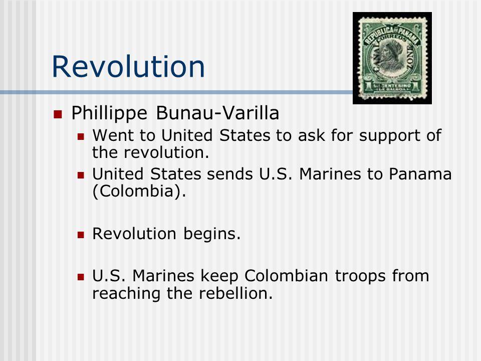 Revolution Phillippe Bunau-Varilla