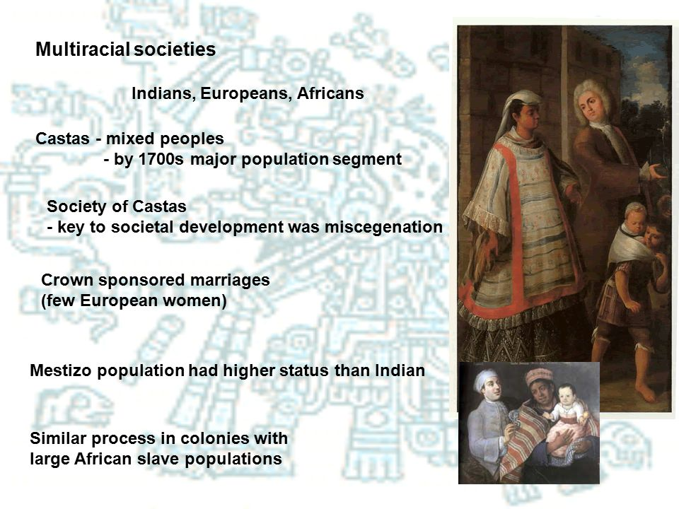 Multiracial societies