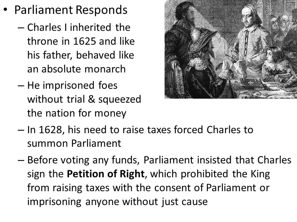 Parliament Responds