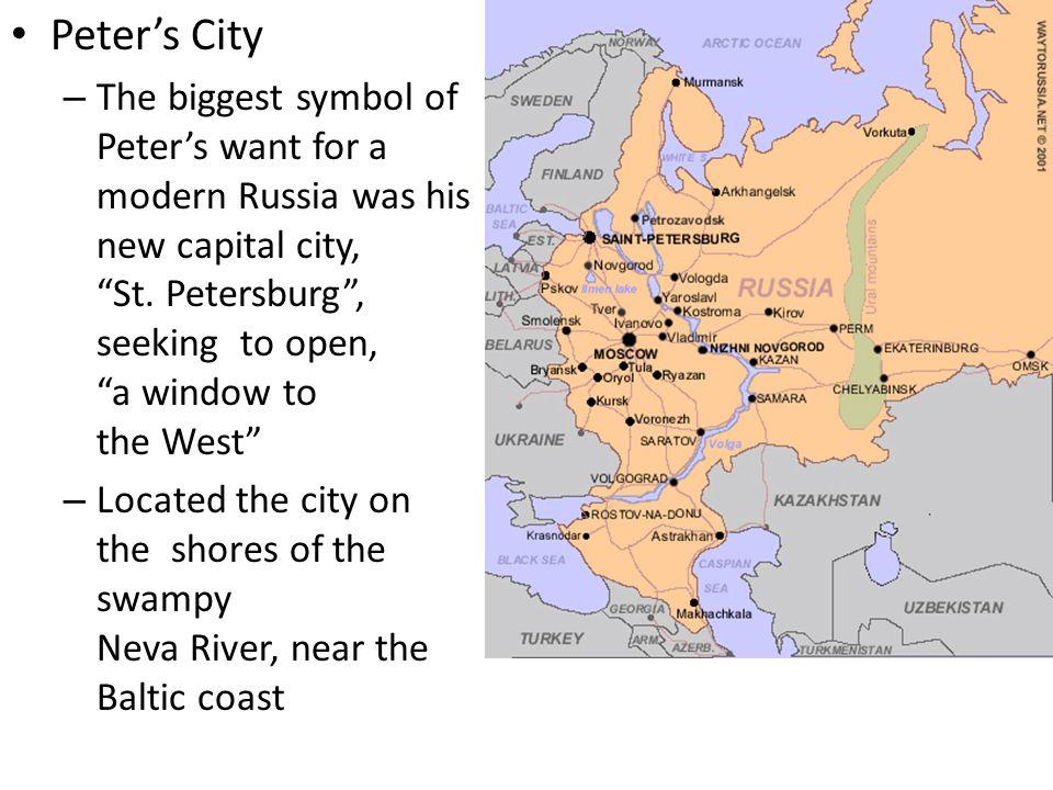 Peter's City