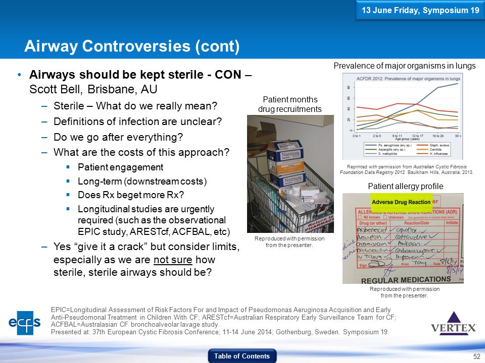 Airway Controversies (cont)
