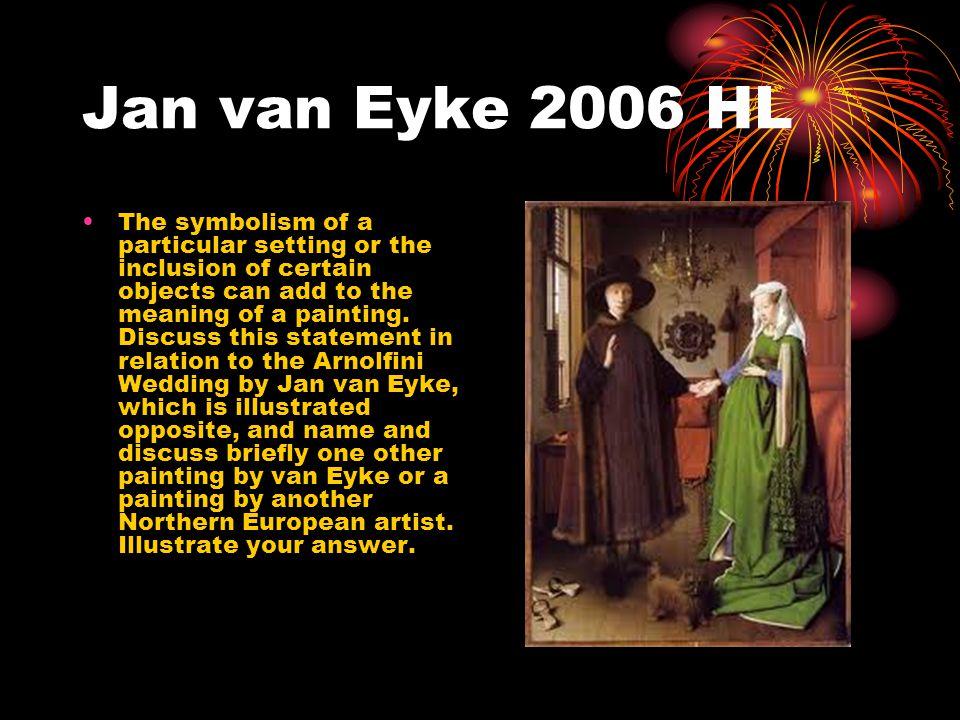 Jan van Eyke 2006 HL