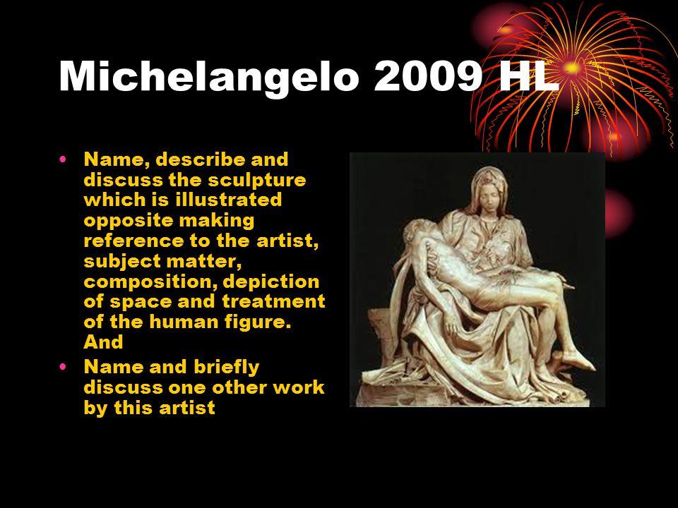 Michelangelo 2009 HL